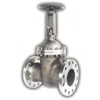 Задвижка клиновая LUSF, сталь, фланцевое присоединение, PN 16, DN 50-200